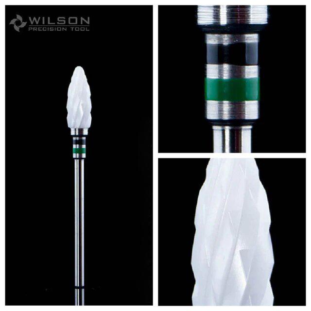 سر سوهان سرامیکی کاجی بزرگ ویلسون | WILSON شماره 6400201