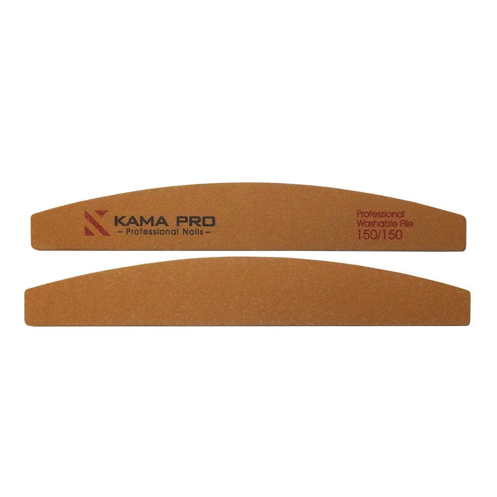 سوهان دستی ناخن 150/150 طرح چوب کاما | KAMA