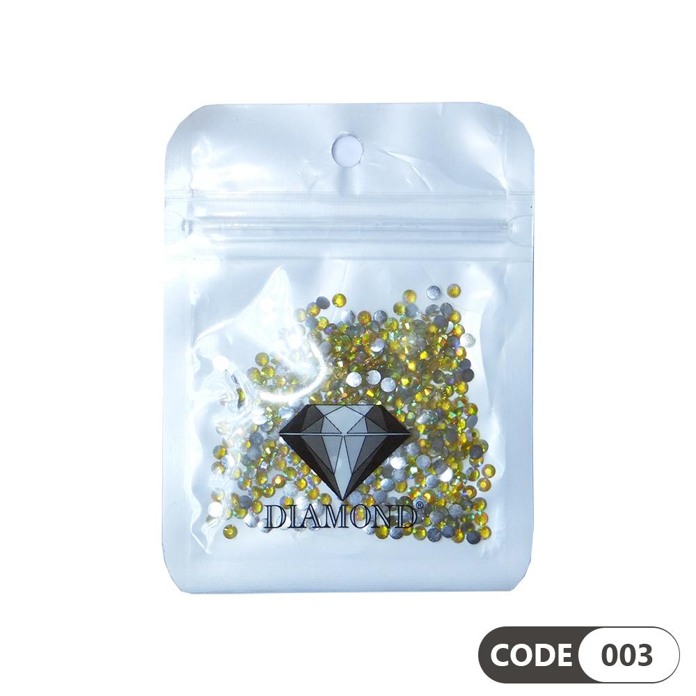 نگین دیزاین ناخن کد 003 دیاموند | DIAMOND