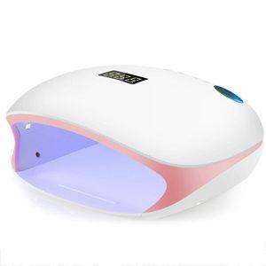 دستگاه یووی ال ای دی UV – LED ناخن 48 وات مدل 4S سان | SUN