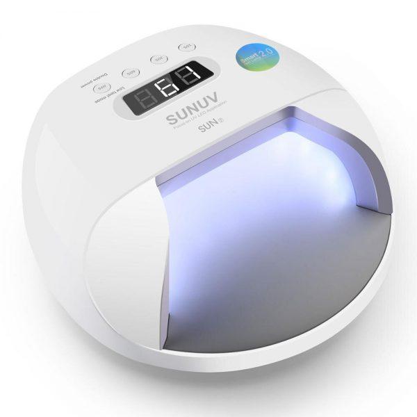 دستگاه یووی ال ای دی UV – LED ناخن 48 وات مدل 7 سان | SUN