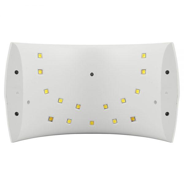 دستگاه یووی ال ای دی UV – LED ناخن 24 وات مدل 9C سان | SUN