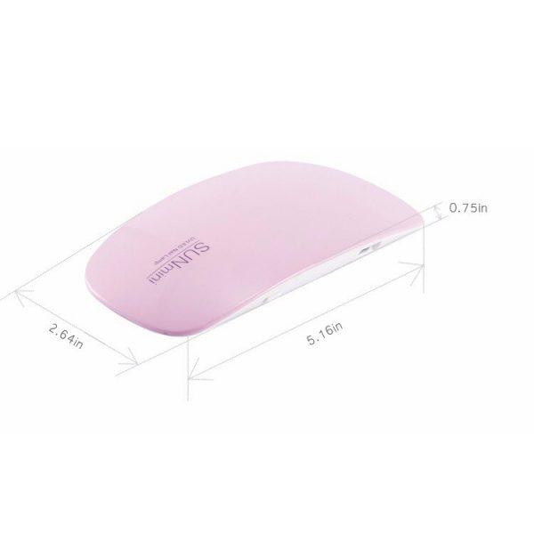 دستگاه یووی ال ای دی 6 وات مدل mini سان | SUN