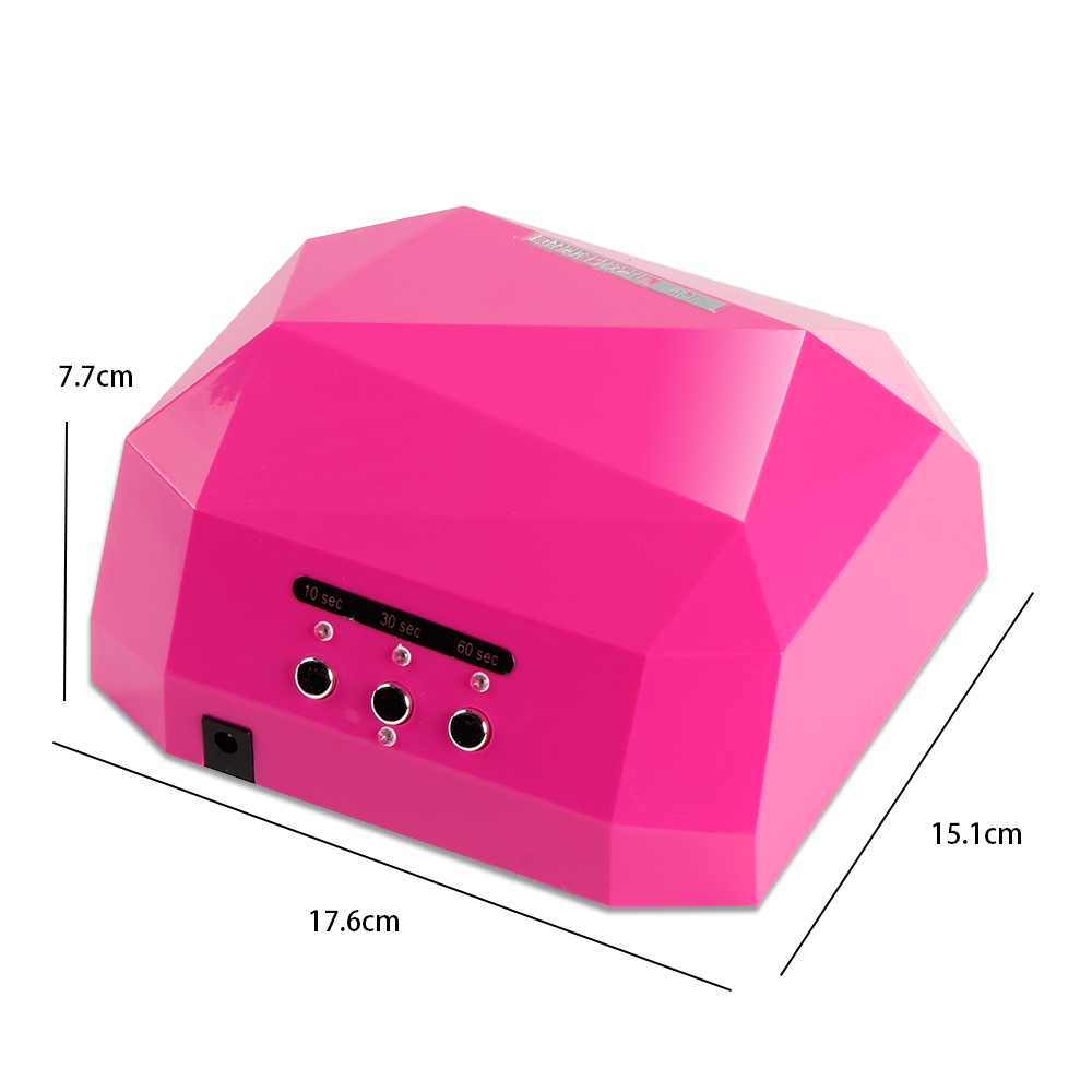 دستگاه یووی ال ای دی UV CCFL&LED ناخن 36 وات اسکای وی | SKYWEI
