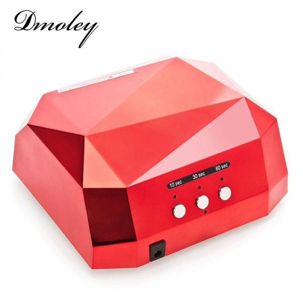 دستگاه یووی ال ای دی UV – LED ناخن 36 وات دیاموند   DIAMOND
