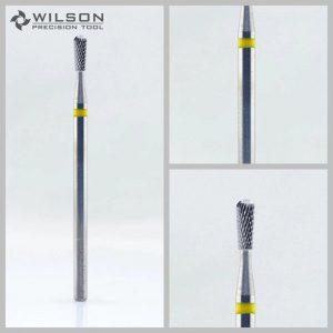 سر سوهان الماسه توپی گلابی شکل ویلسون | WILSON شماره 1100250